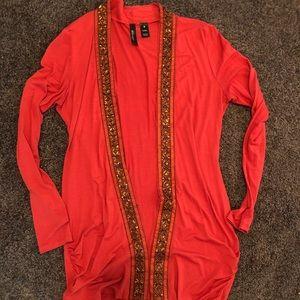 BKE Boutique: Long sleeve cardigan
